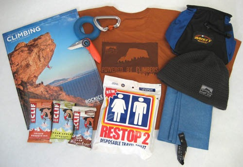 Access Fund Gift Package
