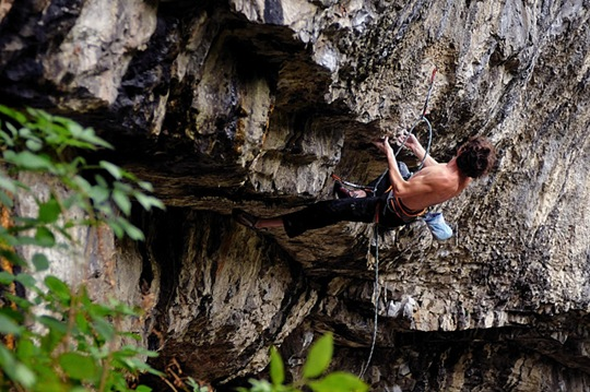 Dave Graham trying Hubble (5.14c)