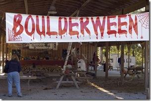 Boulderween Pavillion
