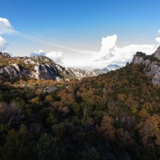 The view from Termessos