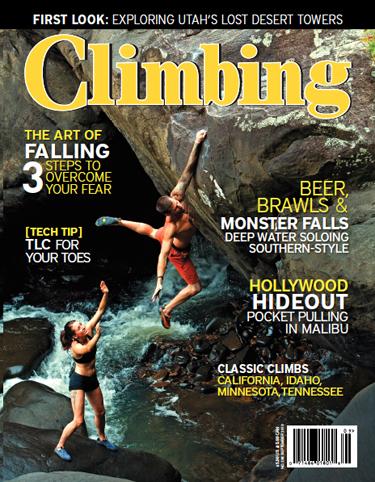Climbing #288 - September 2010