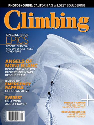 Climbing #290 - November 2010