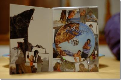 Spray DVD