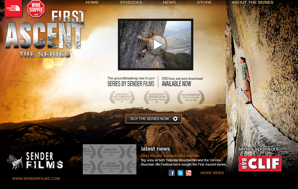 First Ascent The Series DVD Box Set Now Available