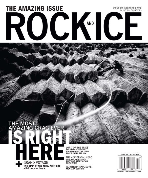Rock & Ice # 189 - October 2010