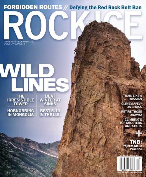 Rock & Ice # 190 - December 2010