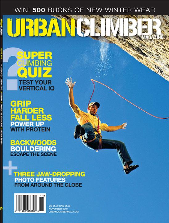 Urban Climber #44 - November 2010