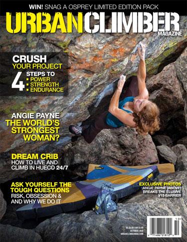 Urban Climber #43 - October2010
