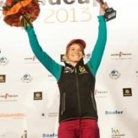 Stöhr, Sharafutdinov Win 2013 Bouldering World Cup