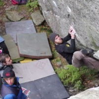 2011 Triple Crown Bouldering Series:  Hound Ears Results