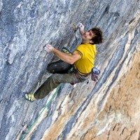 Chris Sharma Got A Haircut…And FA'ed Another 5.15