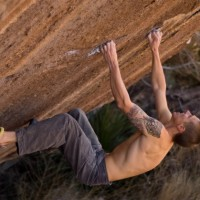 Hueco Tanks Update: Chris Webb Parsons, Keita Mogaki, Phil Schaal and Matt Bosley