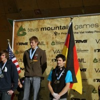 2009 Teva Mountain Games: Bouldering World Cup Final Results