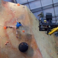 New Indoor Climbing Short Coming From Big Up Productions