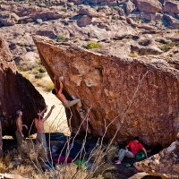 Photo Friday: Hueco Tanks & RRG