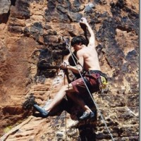 Ancient History: Narc Climbing On Spring Break