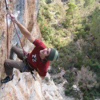 Chris Sharma Sends 'Golpe De Estado' (5.15b?) In Siurana