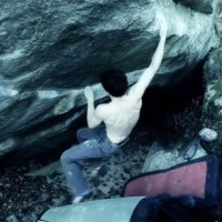 Climbing Video:  More Ty Landman Bouldering In Fontainebleau