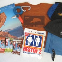 Access Fund Prize Pack Winner