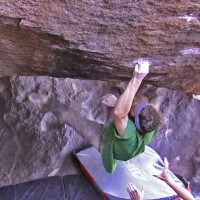 Paul Robinson Wins 2009 Hueco Rock Rodeo