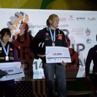 Alex Johnson Wins Bouldering World Cup In Switzerland