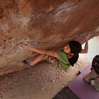 10-Year-Old Ashima Shiraishi Repeats Crown Of Aragorn (V13)