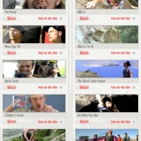 Vote In The 2009 Reel Rock Filmmaking Competition