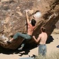 Bishop Bouldering Pictures: Happy Boulders Pt. 2