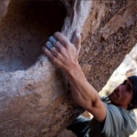 Bishop Bouldering Pictures: Sad Boulders