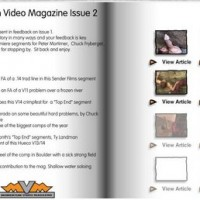 2nd Momentum Video Magazine is up