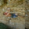 "Climbing Video:  Brad Weaver Sending ""Fifty Words For Pump Right"" (5.14c)"