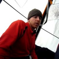 Video Of Tommy Caldwell Working On Freeing Mescalito On El Capitan