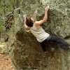 Daniel Woods Arkansas Bouldering Update