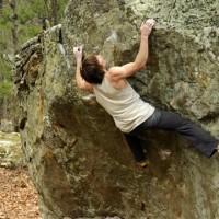 Daniel Woods Arkansas Bouldering Update