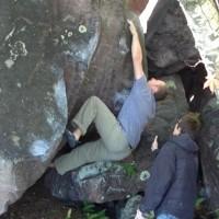 Devil's Lake West Bluff Bouldering Mini Guide & Moj Video