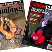 Climbing Magazine & Urban Climber Magazine Sold