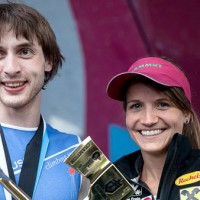 Stöhr, Sharafutdinov Win At 2013 Vail Bouldering World Cup