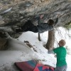 Daniel Woods Opens Potential V15 In RMNP Called Paint It Black