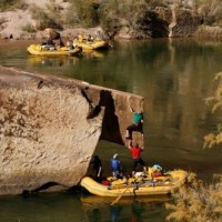 Video Of Beth Rodden & Tommy Caldwell Climbing In The Grand Canyon