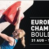 2013 European Bouldering Championships Live This Weekend