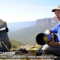Simon Carter Talks Photography, Shows Off New Camera
