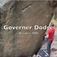 Governor Dodge Bouldering Video