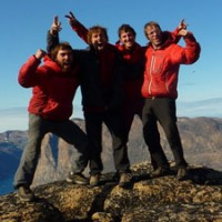 Sailing, Jamming And Climbing On The West Coast Of Greenland