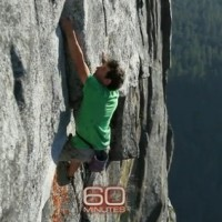 "Alex Honnold Keeps It Chill On ""60 Minutes"""