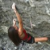Climbing Video:  Jacinda Hunter On Fantasy Island (5.14b)