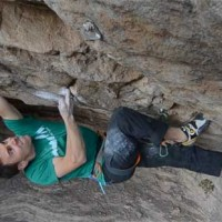 Jonathan Siegrist Opens Le Rêve (5.14d/5.15a) In Arrow Canyon