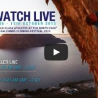 Live From The North Face Kalymnos Climbing Festival 2013