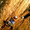 Climbing Video:  Chris Lindner Sport Climbing In Wyoming