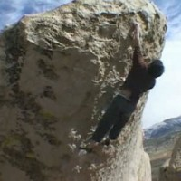 Video:  Paul Robinson Mandala Direct Assis (V14) First Ascent