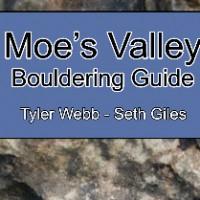 New Moe's Valley Bouldering Guidebook